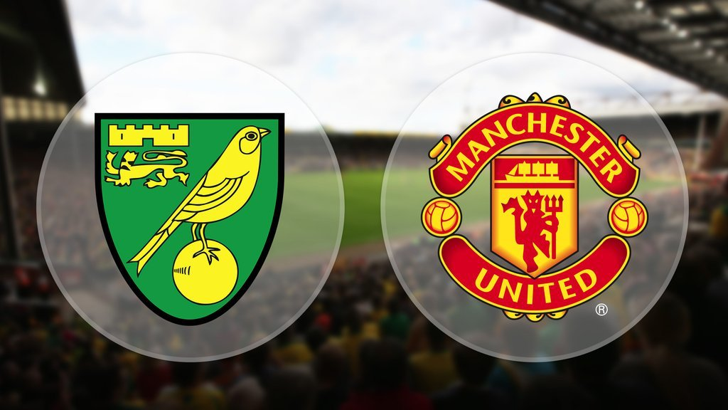 Norwich Vs Manchester United